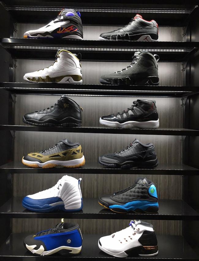 Shoe Palace Texas Jordan Restock