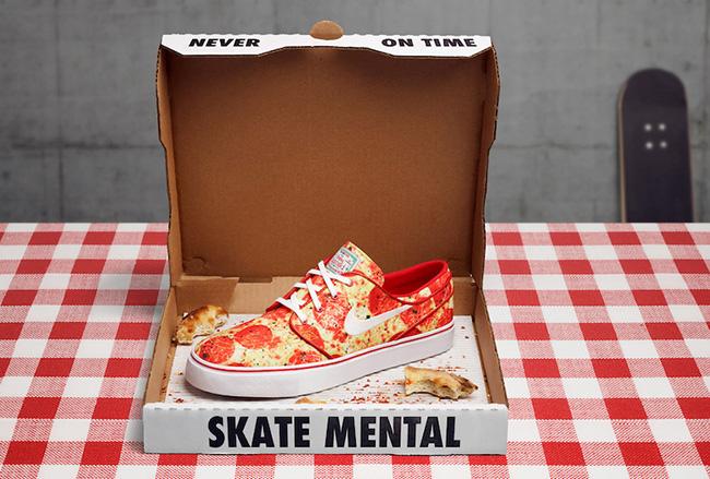 Skate Mental Nike SB Stefan Janoski Pizza Release Date
