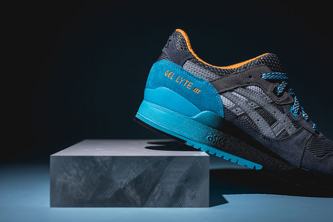 Slam Jam Asics Gel Lyte III 6th Parallel