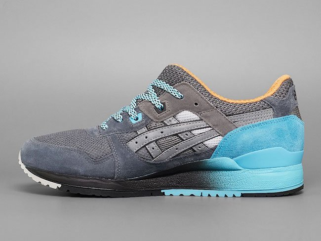 Slam Jam Gel Lyte III Collaboration