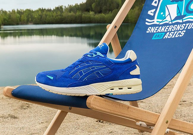 Sneakersnstuff Asics GT Cool Xpress A Day at the Beach