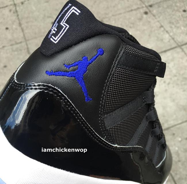 Space Jam Jordan 11 2016 Release