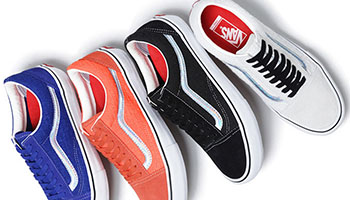 Supreme Vans Old Skool Iridescent Pack