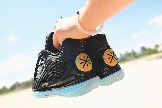 The Edition Boutique Li-Ning Way of Wade 4
