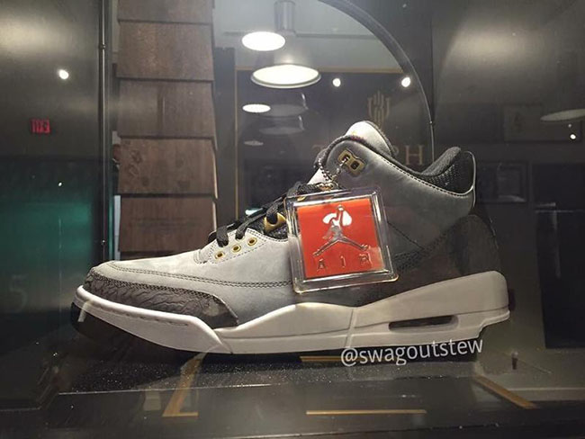 Trophy Room Air Jordan 3