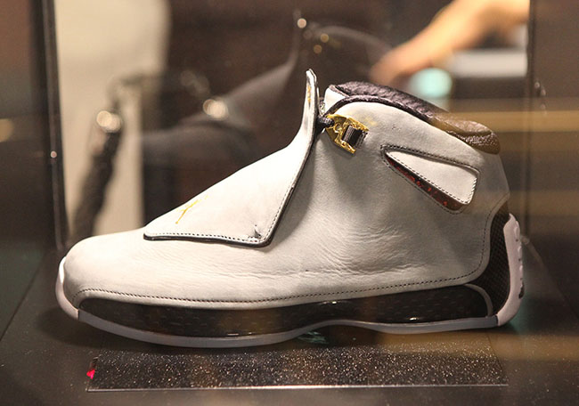 Trophy Room Collection Air Jordan 18