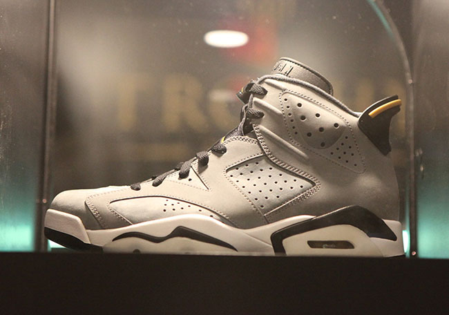 Trophy Room Collection Air Jordan 6