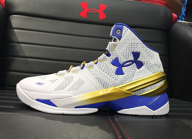 big sale 70f79 d3037 Under Armour Curry 2 2 Rings