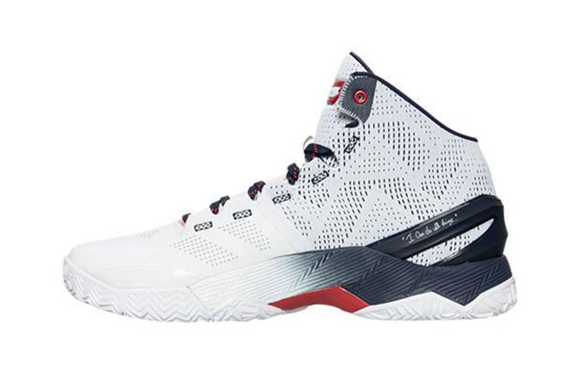 Under Armour Curry 2 USA
