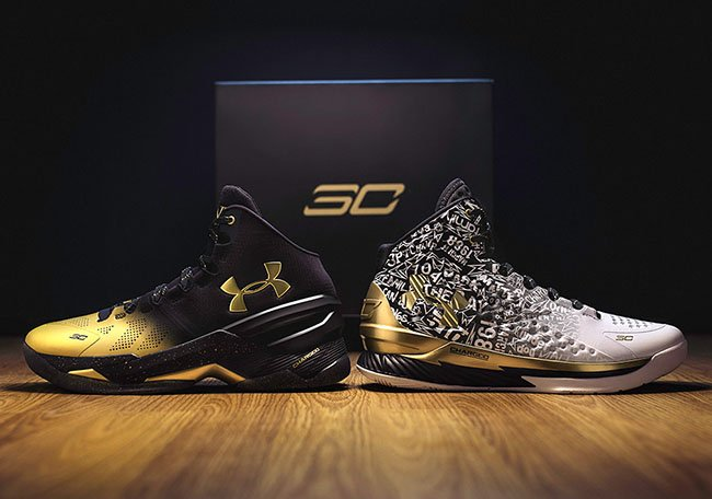 curry 1 colorways