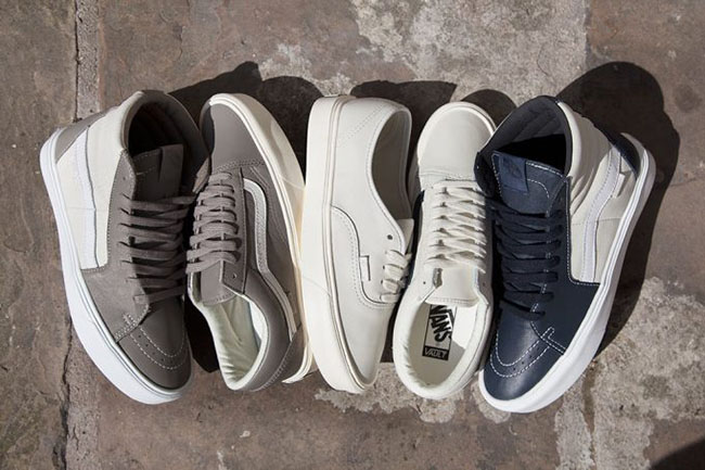 0e797936e6 Vans Vault Lite LX Collection