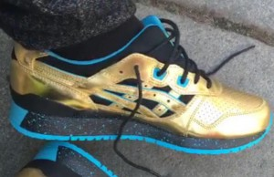 Wale Asics Gel Lyte III IC Title Intercontinental