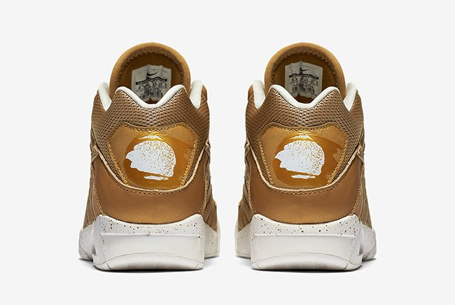 Wimbledon Nike Air Tech Challenge 3 Gold