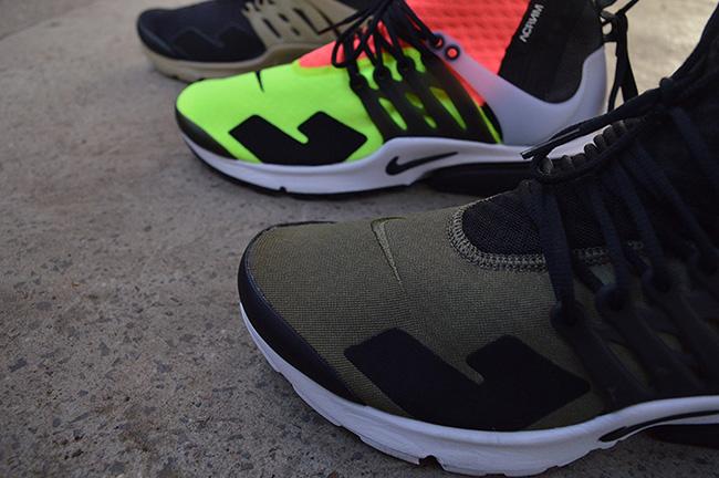ACRONYM Nike Air Presto Collection