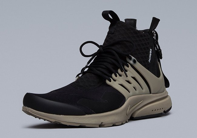 0ab8555aa3ab ACRONYM x Nike Air Presto Mid Collection Release Date outlet ...