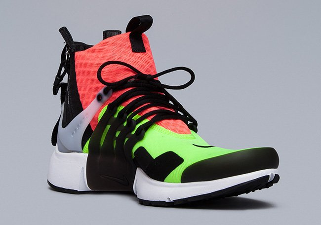 ACRONYM x Nike Air Presto Mid Collection Release Date outlet