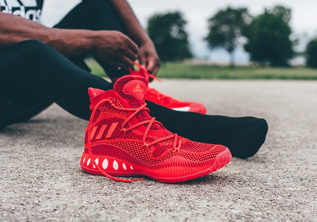 2c69af472d adidas Crazy Explosive Colorways | SneakerFiles