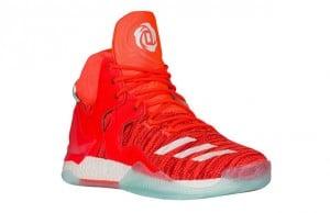 adidas D Rose 7 Knicks Orange