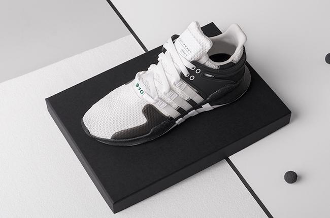 adidas EQT ADV Support 910 Black White