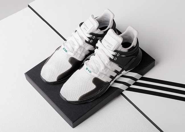 adidas EQT Support RF Primeknit (Frozen Green/Core Black Easy