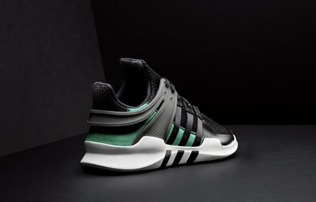 adidas Black EQT Shoes adidas GR