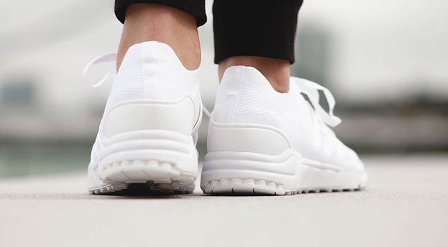 adidas EQT Support Primeknit Triple White