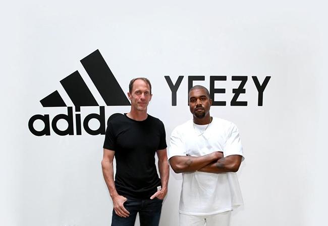 adidas Kanye West Partnership Deal