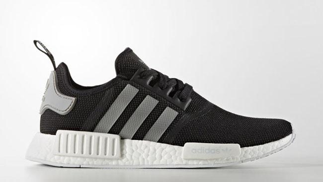 adidas NMD Core Black Solid Grey