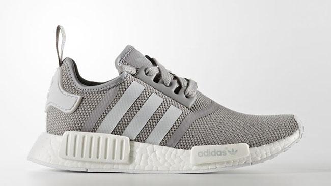 adidas NMD GS Grey