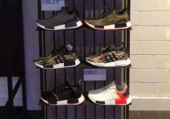 Collectors Pad Adidas NMD R1 ( Rainbow ) Men's Size: 10
