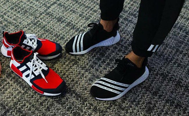 dbbfd146832ec adidas NMD R2 White Mountaineering