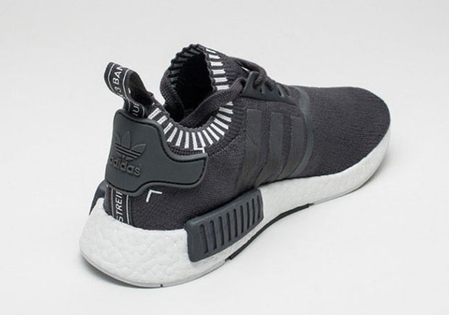 adidas NMD Runner PK Solid Grey