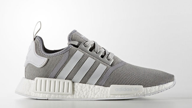 adidas NMD Solid Grey