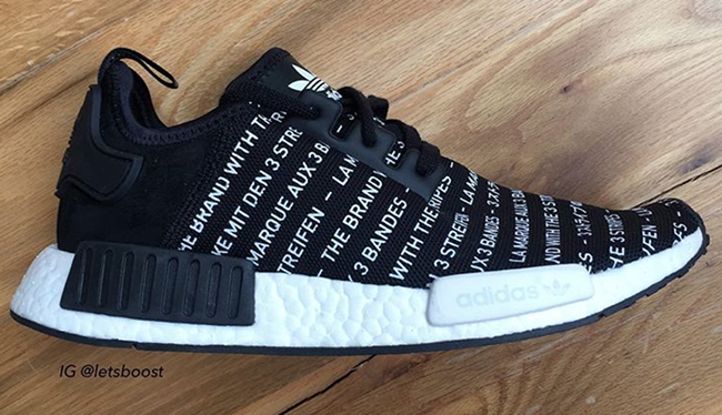adidas NMD The Brand with the Three Stripes