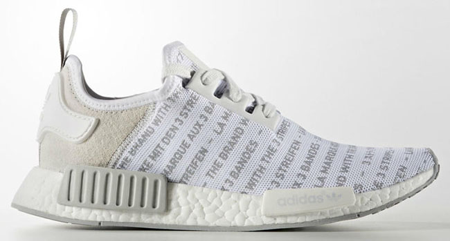 adidas NMD The Brand with the Three Stripes Pack