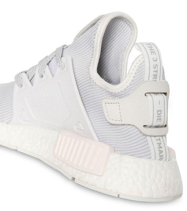 Cheap Adidas Originals NMD XR1 Triple White Size:8