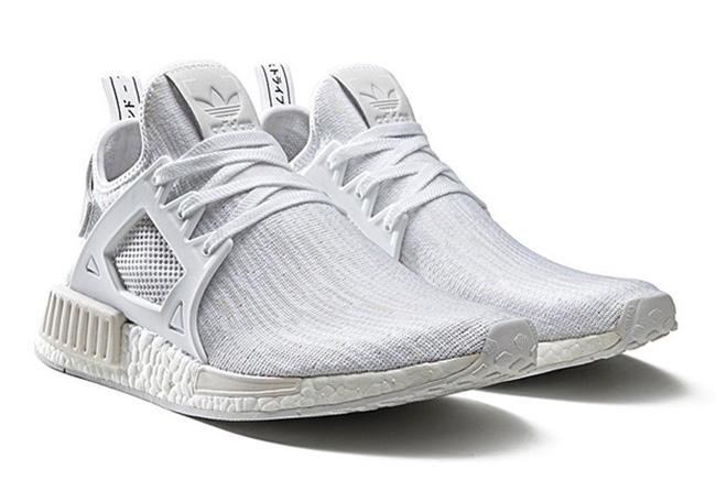 adidas NMD XR1 Triple White Release Date