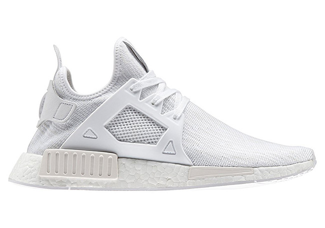premium selection 7ad21 10fd2 adidas NMD XR1 Triple White | SneakerFiles