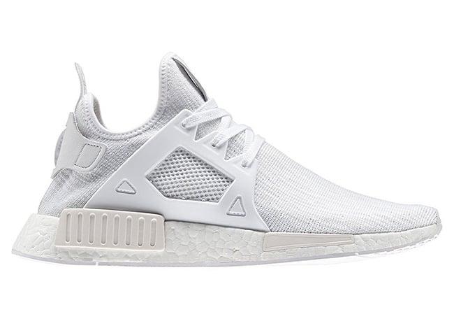 dihfxm adidas NMD XR1 Triple White | SneakerFiles