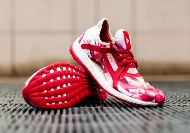 adidas Pure Boost X Power Red