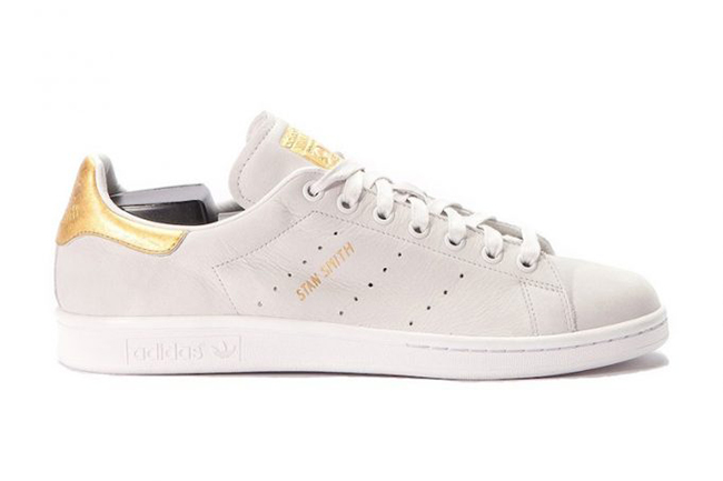 adidas Stan Smith 24K Gold