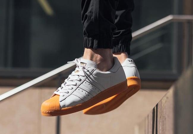 adidas Superstar 80s Gum Toe