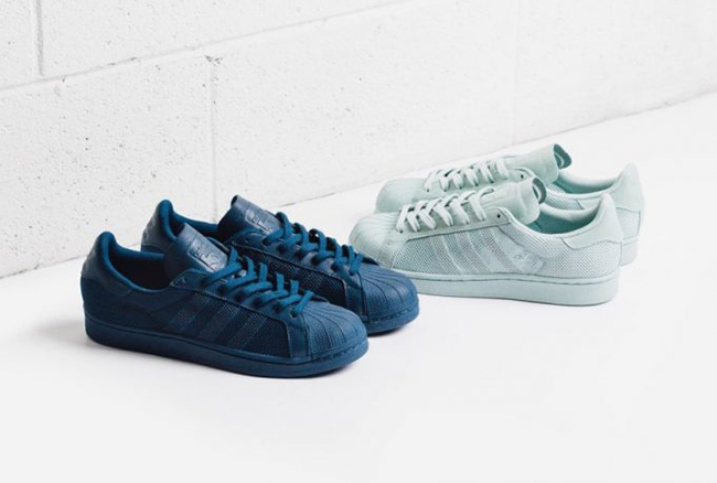 adidas Superstar 'Triple' Pack