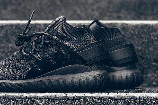adidas Tubular Nova Primeknit Blackout