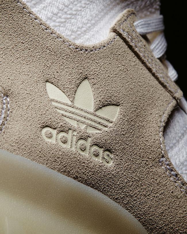 adidas Tubular X Primeknit White Tan