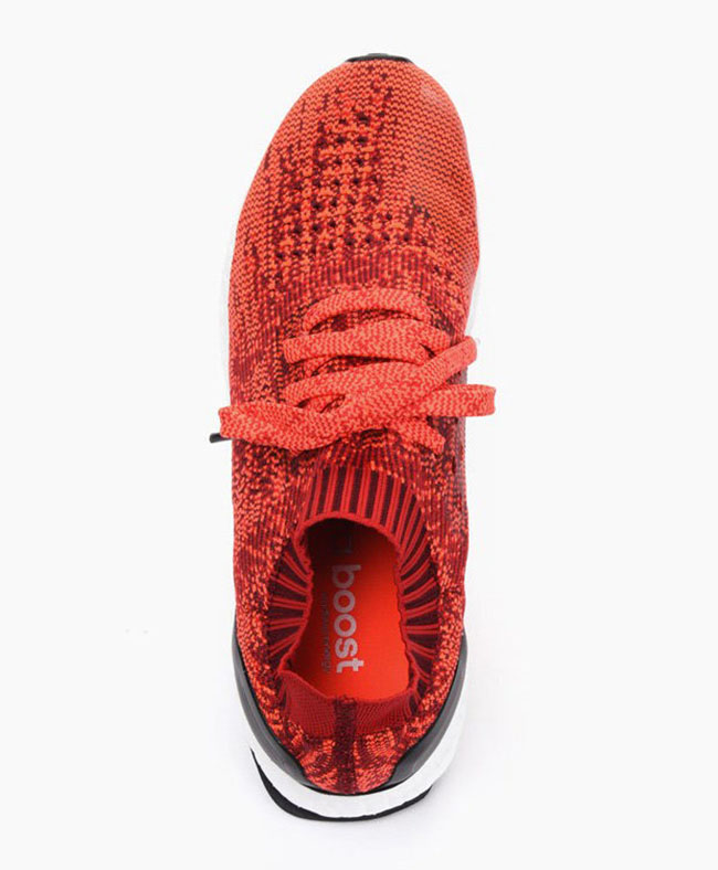 adidas Ultra Boost Uncaged Scarlet Red Solar Red