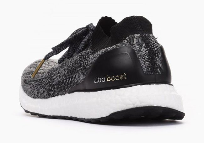 adidas Ultra Boost Uncaged Womens Black White