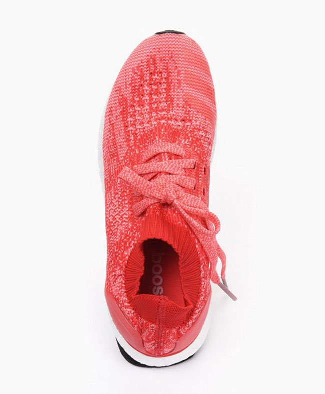 adidas Ultra Boost Uncaged Womens Ray Red