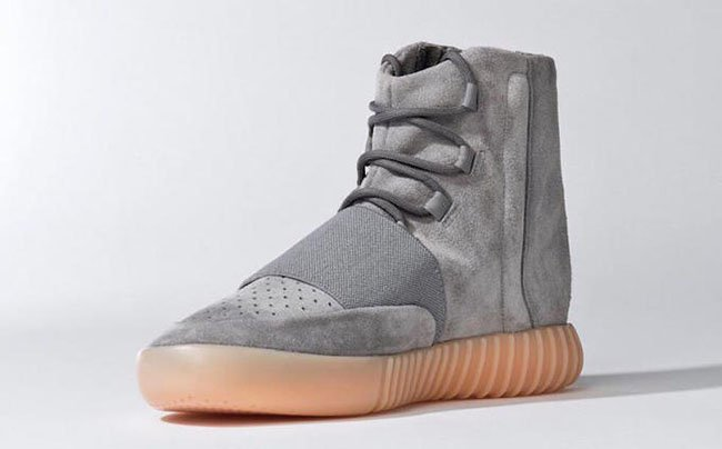 adidas Yeezy 750 Boost Light Grey Gum