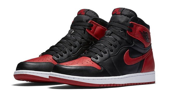 16703c879b2630 Air Jordan 1 High Bred 2016 Release Date
